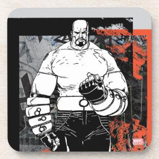 Luke Cage Sketch Coaster