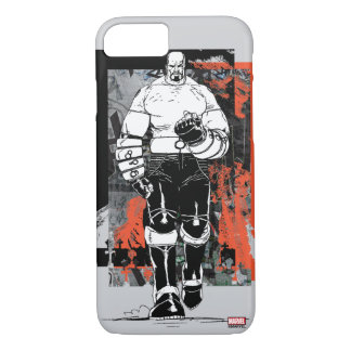 Luke Cage Sketch iPhone 8/7 Case