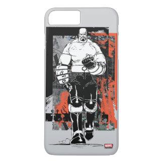 Luke Cage Sketch iPhone 8 Plus/7 Plus Case