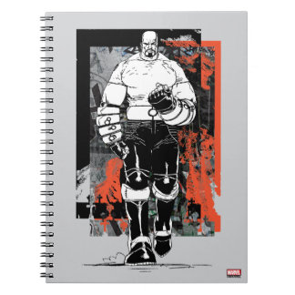 Luke Cage Sketch Notebooks