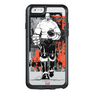 Luke Cage Sketch OtterBox iPhone 6/6s Case