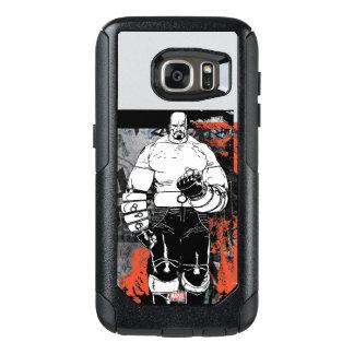Luke Cage Sketch OtterBox Samsung Galaxy S7 Case