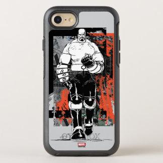 Luke Cage Sketch OtterBox Symmetry iPhone 8/7 Case
