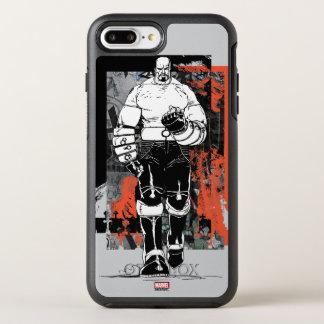 Luke Cage Sketch OtterBox Symmetry iPhone 8 Plus/7 Plus Case