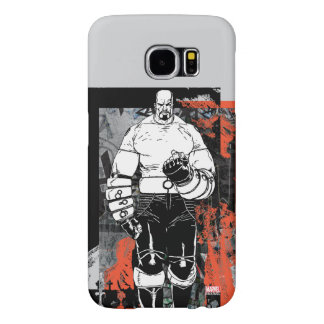 Luke Cage Sketch Samsung Galaxy S6 Cases