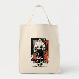 Luke Cage Sketch Tote Bag