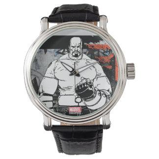 Luke Cage Sketch Watch