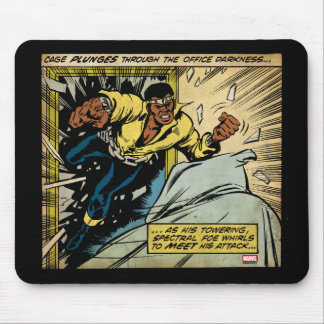 Luke Cage Vs. Specter Mouse Pad
