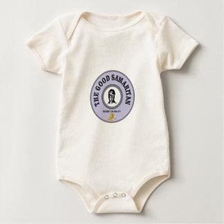 luke good samaritan baby bodysuit