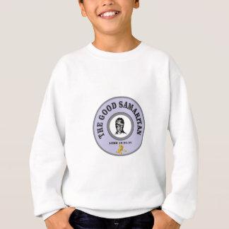 luke good samaritan sweatshirt