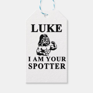 luke i am your STOPPER Gift Tags