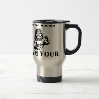luke i am your STOPPER Travel Mug