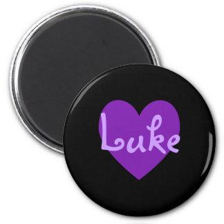 Luke in Purple Magnet