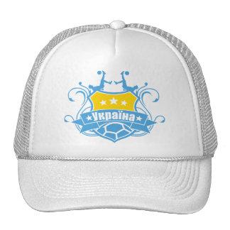l'UKRAINE soccer Casquette