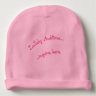 Lullaby Auditions  infant girls Baby Beanie