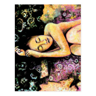 Lullaby, Fine Art Products Postcard