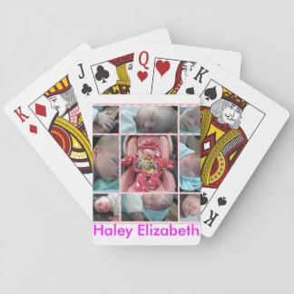 Lullabye Baby Playing Cards