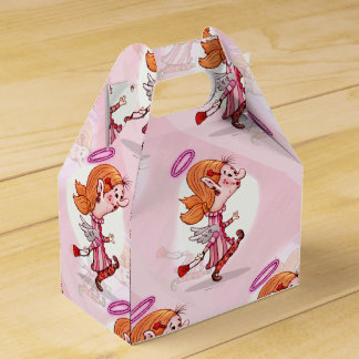LULU ANGEL CARTOON GABLE BOX