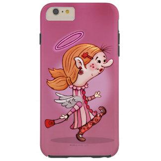 LULU ANGEL CARTOON iPhone 6/6s Plus  TOUGH Tough iPhone 6 Plus Case