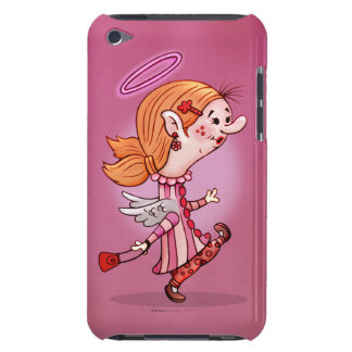 LULU ANGEL CUTE CARTOON iPod Touch Case-Mate iPod Touch Case