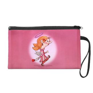 LULU ANGEL FAIRIE Wristlet Bag