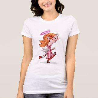LULU ANGEL SPORT SHIRT, Women's Bella+Canvas Favor T-Shirt