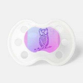 Lulu the Owl Pacifier