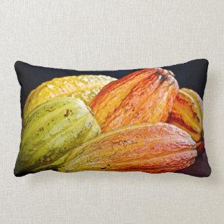 Lumbar Pillow - Caribbean Cacao - Tropical