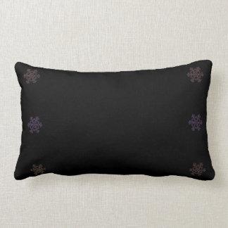Lumbar Pillow Christmas Snowflake2 jGibney The MU