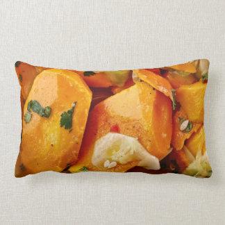 Lumbar Pillow - Mango Chow - Caribbean Fruit