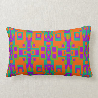 Lumbar Pillow Mango Tango with Berry Design