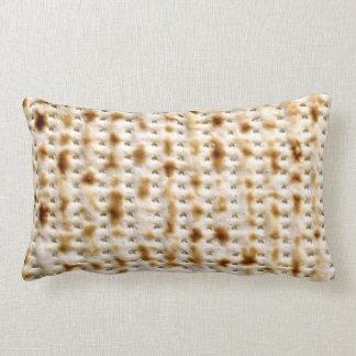 Lumbar Pillow Matzo - Perfect for Passover Seder!