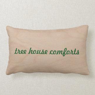 Lumbar Pillow tree house comforts