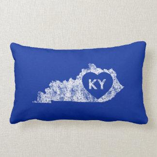 Lumbar Pillow Used I Love Kentucky State