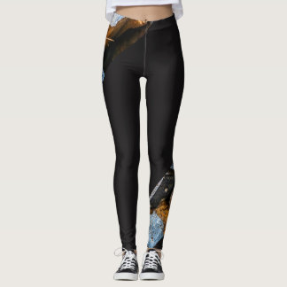 Lumber - Hot Fuel Leggings