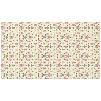 Lumberjack and friends table clothes tablecloth