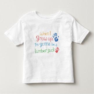 Lumberjack (Future) Infant Baby T-Shirt