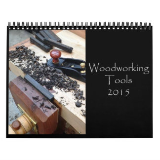 LumberJocks Hand Tool Calendar 2015