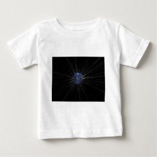 Lumières à rayon laser tee shirt
