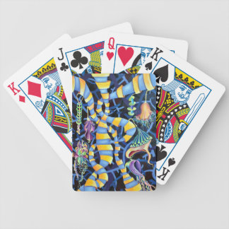 Luminescence Bicycle Playing Cards