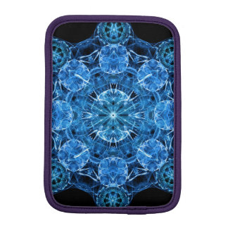 Luminescence Mandala iPad Mini Sleeves