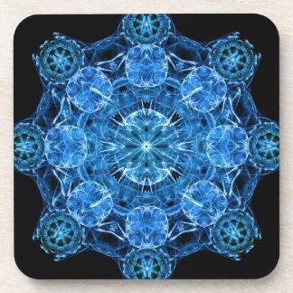 Luminesence Mandala Coaster