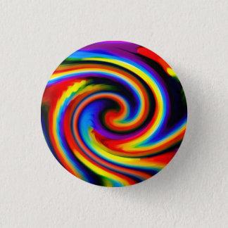 Luminous 1 Inch Round Button