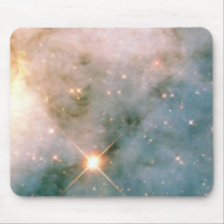 Luminous Carina Nebula Mouse Pad