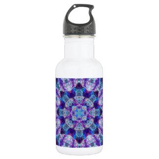 Luminous Crystal Flower 532 Ml Water Bottle