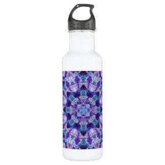 Luminous Crystal Flower 710 Ml Water Bottle