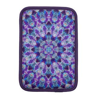Luminous Crystal Flower iPad Mini Sleeve