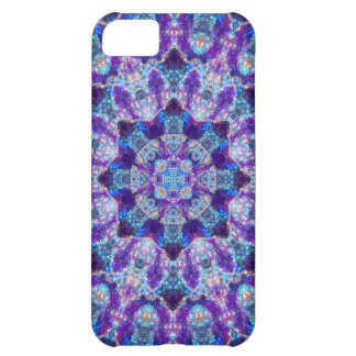 Luminous Crystal Flower iPhone 5C Covers