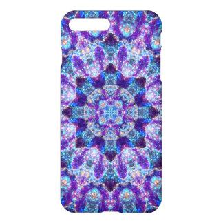 Luminous Crystal Flower Mandala iPhone 7 Plus Case