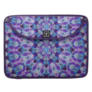 Luminous Crystal Flower Sleeve For MacBook Pro